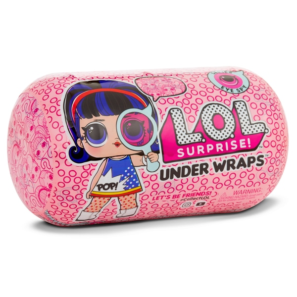 Surprise Nuevas Lol Under Wraps Las 8O0wPknX