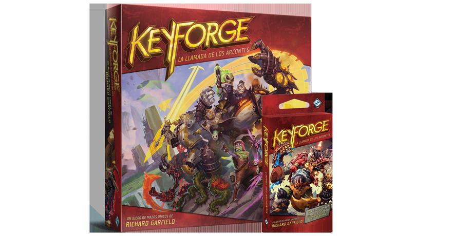 Keyforge-juegosdecartas-palaciodeljuguete