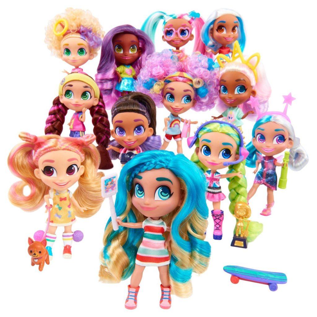 hairdorables-muñecas-palaciodeljuguete