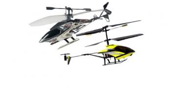 Helicópteros radiocontrol