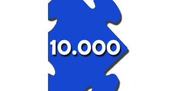 Puzzles de 3000 a 10000 pzs