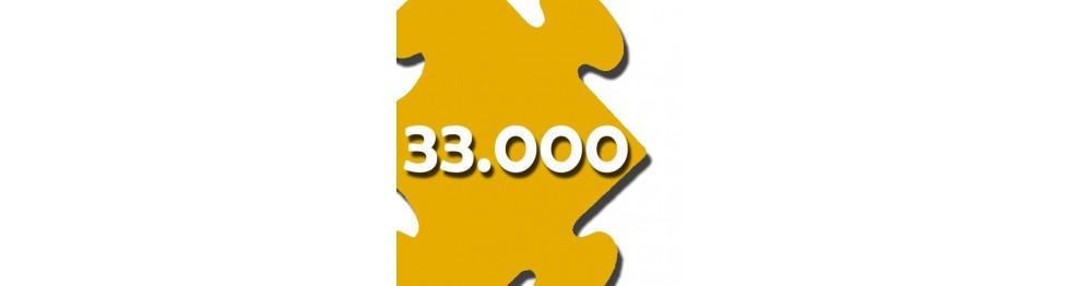 Puzzles de 10000 a 33000 pzs