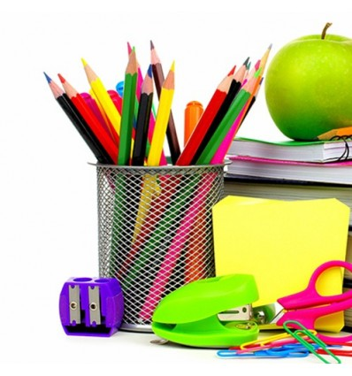 Mochilas y material escolar