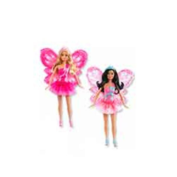 Hadas barbie y teresa