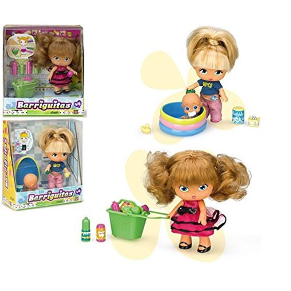 Barriguitas playset lugares divertidos