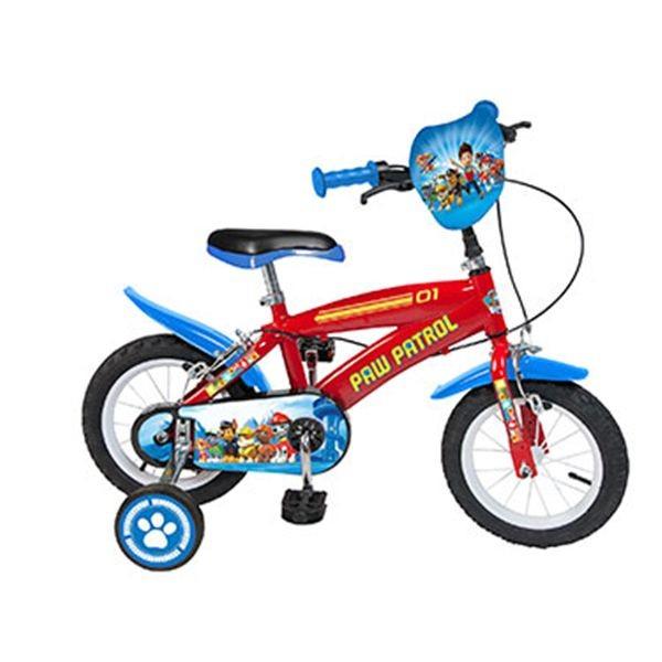 Bicicleta 12 paw patrol'