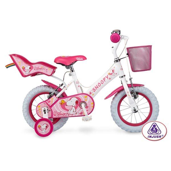 Bicicleta snoopy 12'