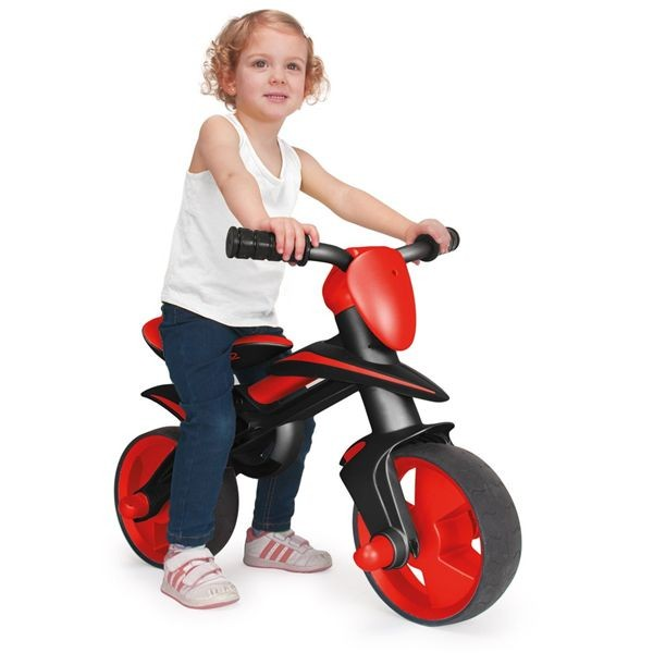 Jumper black balance bike