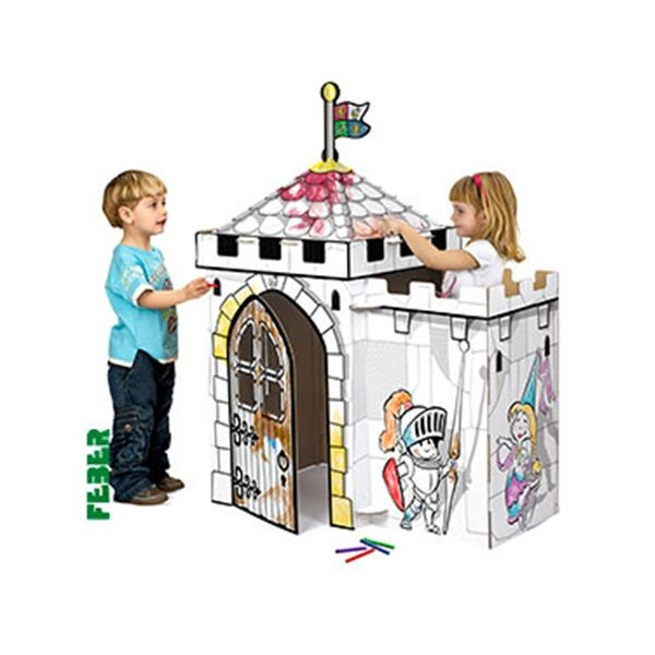 Pinta tu castillo
