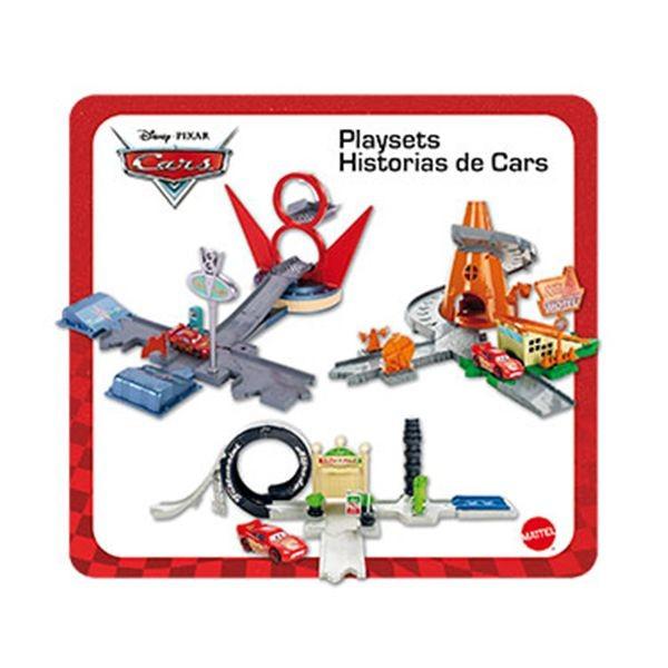 Playsets historias de cars