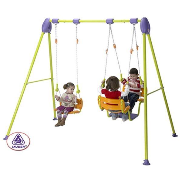 Columpio 2 actividades (silla - gondola)