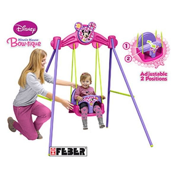 Columpio minnie swing