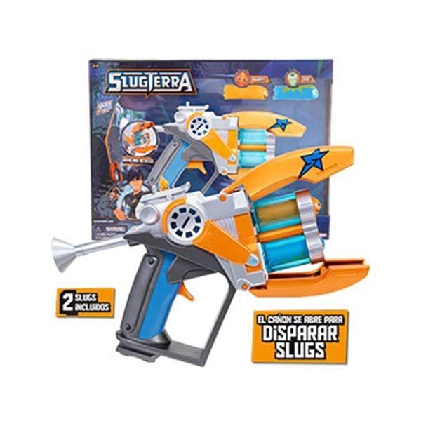 Slugterra pistola doble caon