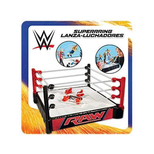 Wwe super ring lanza-luchadores