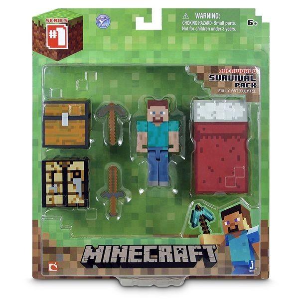 Minecraft blister deluxe 2 m. (precio unidad)