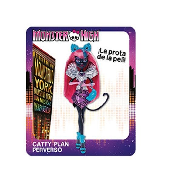 Monster high byc catty dl