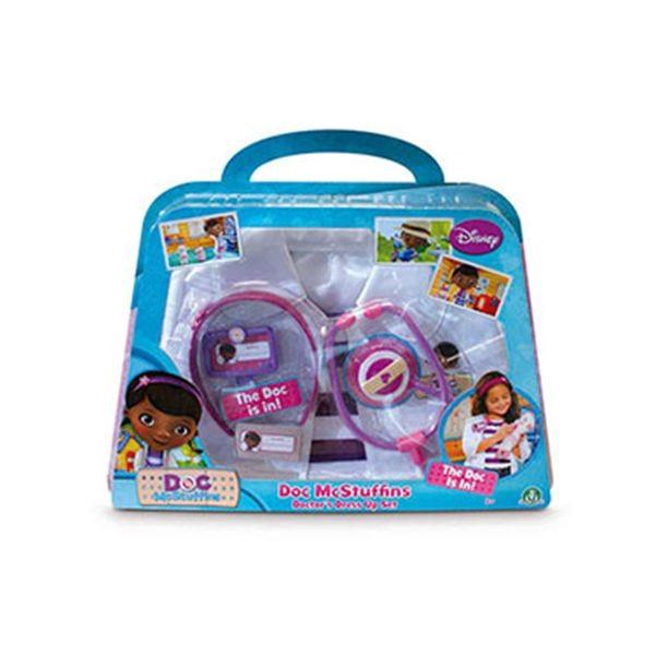 Bata de la doctora juguetes +accesorios