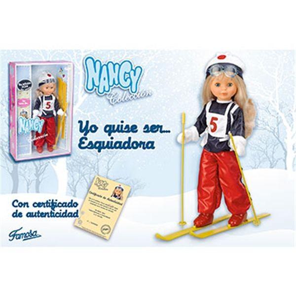 Nancy coleccin yo quise ser esquiadora