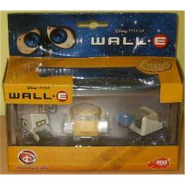 Wall-e pack 3 robots