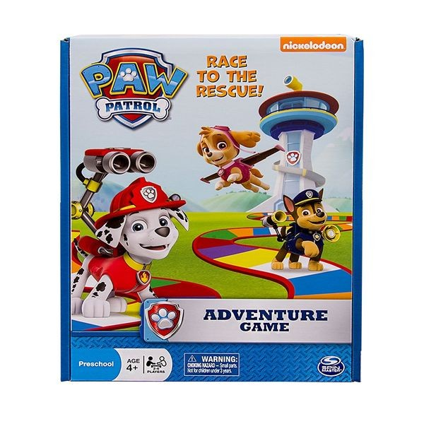Paw patrol juego aventuras