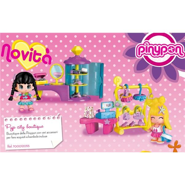 Pinypon boutique