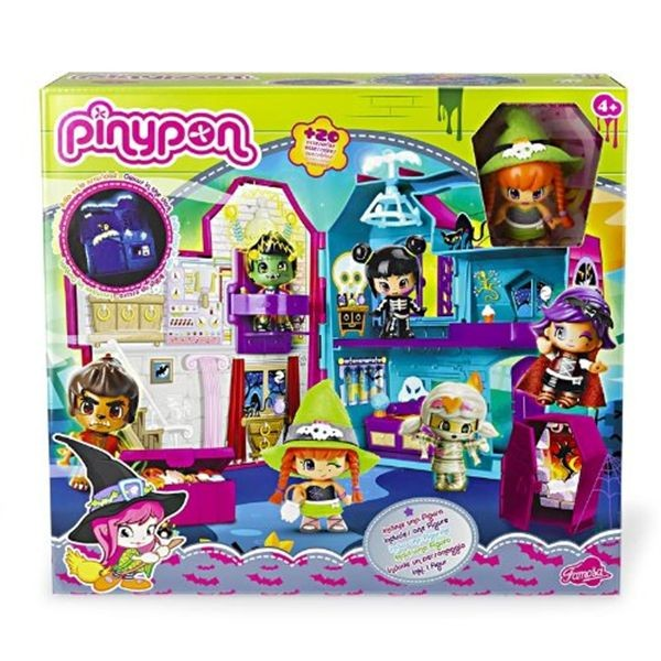 Pinypon casa de los pinyponmonsters