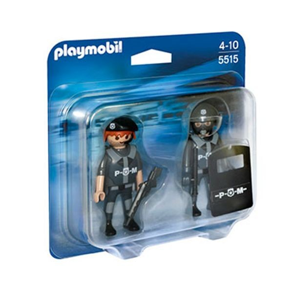 Duo pack policias