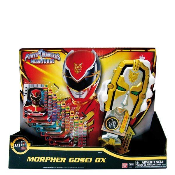 Morpher gosey dx power rangers