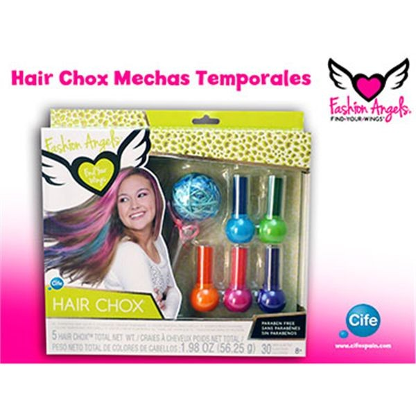 Hair chox kit mechas temporales