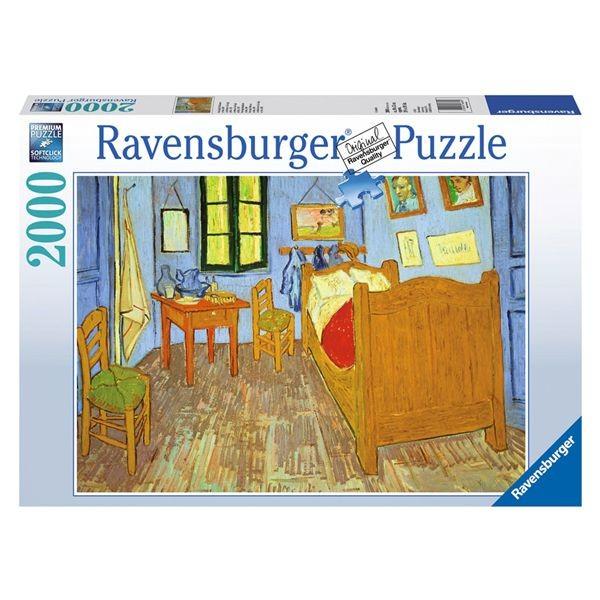 Puzzle 2000 habitacion de van gogh
