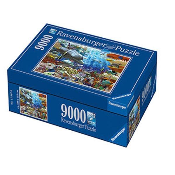 Puzzle 9000 paraiso marino