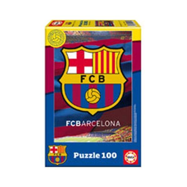 Puz.100 fc barcelona