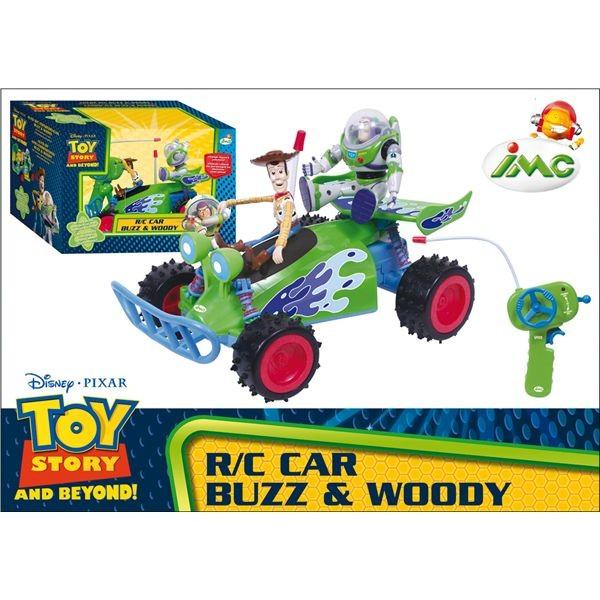 Coche r/c buzz & woody