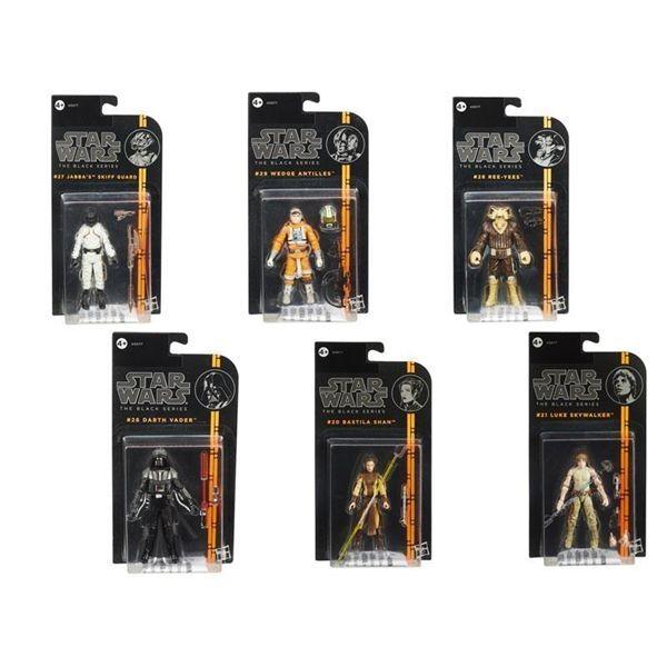 Star wars figura black serie (precio unidad)