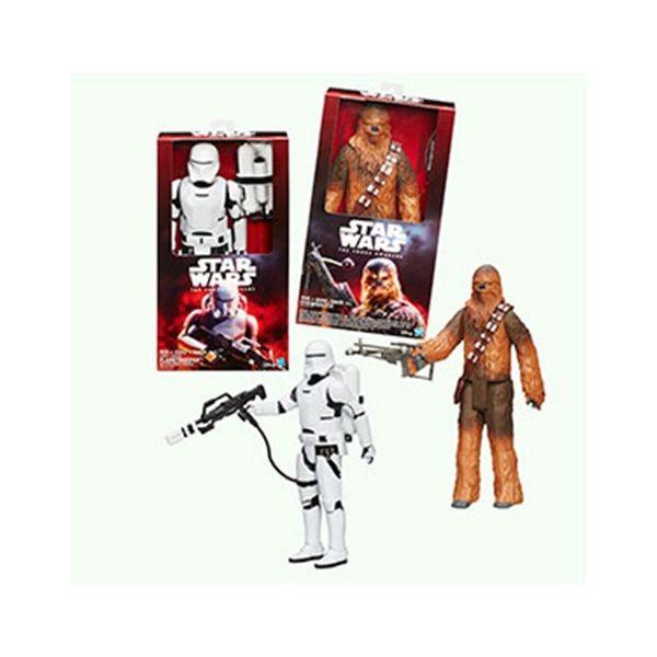 Star wars e7 tital fig.de lujo w1 15 /precio unida