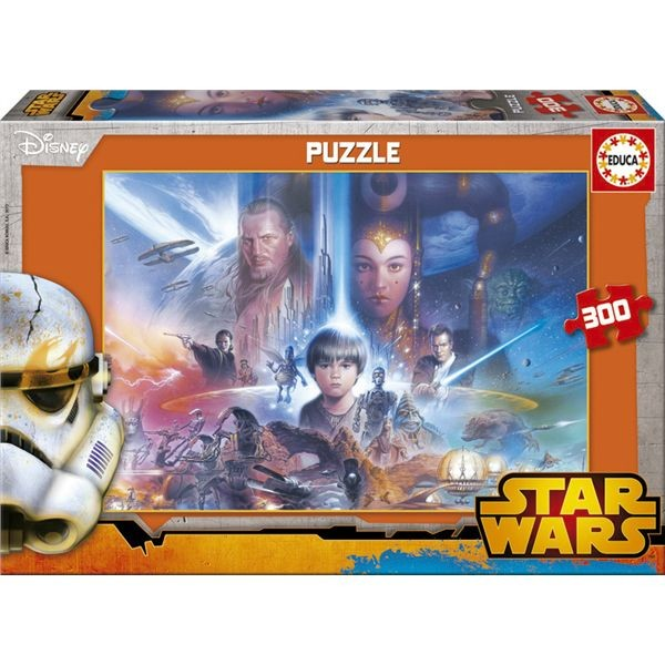 Puzzle 300 star wars