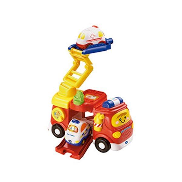 Tut tut bolidos camion de bomberos