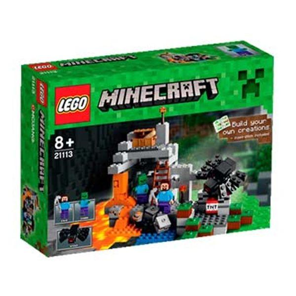 Minecraft la cueva