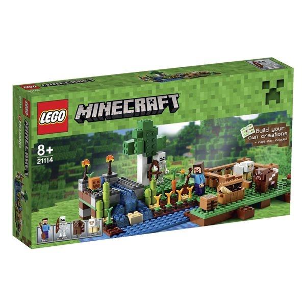 Minecraft la granja