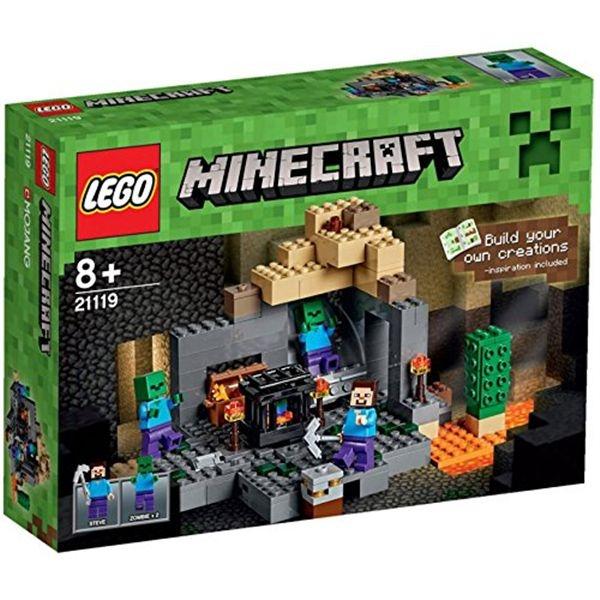 Minecraft la mazmorra