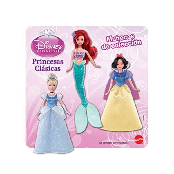 Princesas clasicas disney (precio unidad)