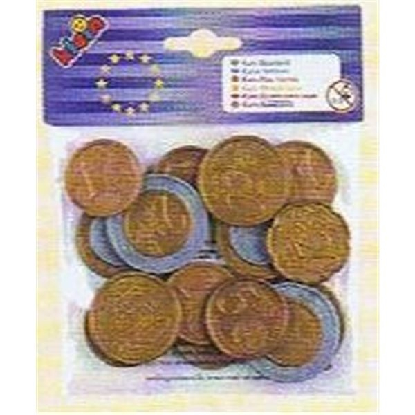 Dinero monedas
