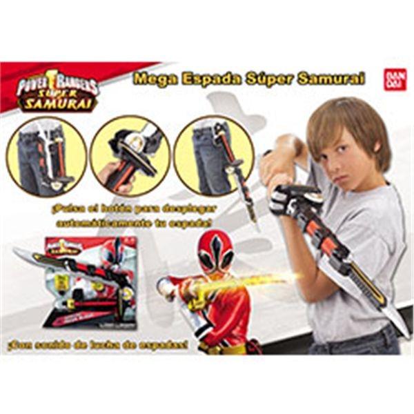 Mega espada super samurai