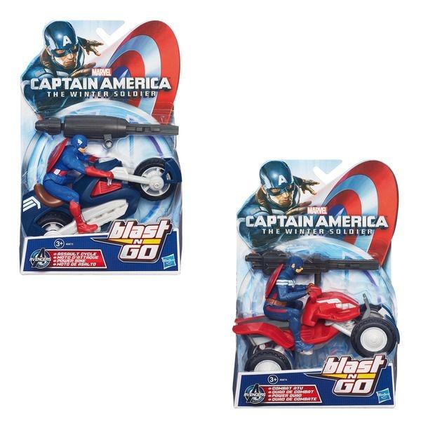 Capitan america vehiculo avenger