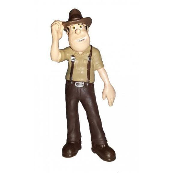 Figura pvc tadeo jones 9 cm.