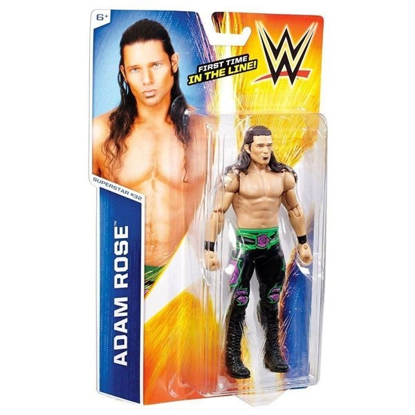 Wwe adam rose