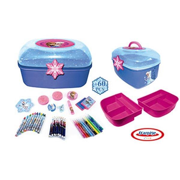 Frozen mi maletin de creacion con actividades