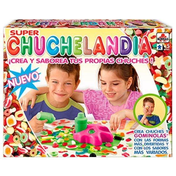 Nuevo superchuchelandia
