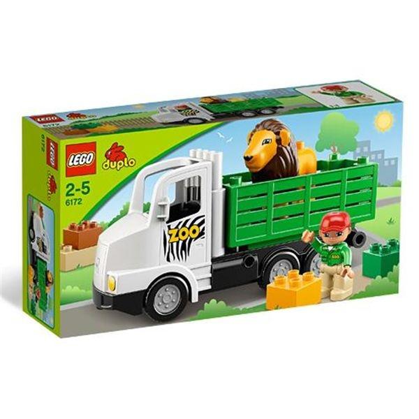 El camion del zoo