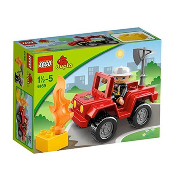 El jefe de bomberos
